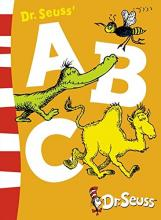 ABC: Blue Back Book By Dr. seuss