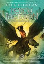 Percy Jackson and The Titan's Curse Rick Riordan