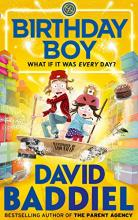Birthday Boy By Jim Field David Baddiel