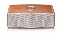 LG Bluetooth Speaker Wooden Color-Leather NP5558MC