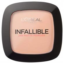 LOREAL INFALLIBLE POWDER FOUNDATION 225 WARM 15%